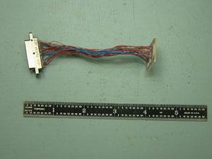 Echellette CCD machining