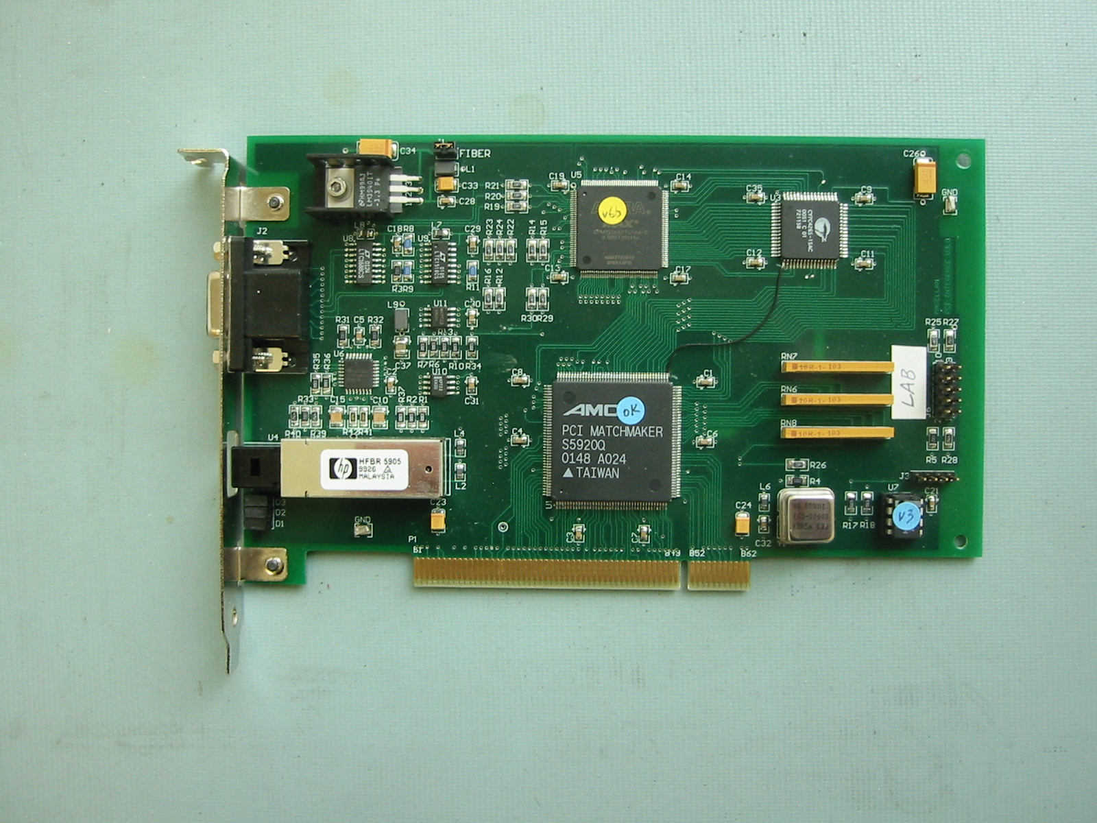 Magellan Ccd Camera Pci Interface